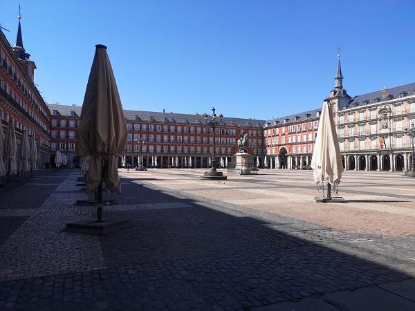新型コロナ-スペイン非常事態1