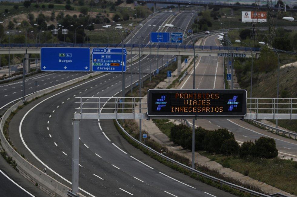 スペイン緊急事態-1ヵ月目