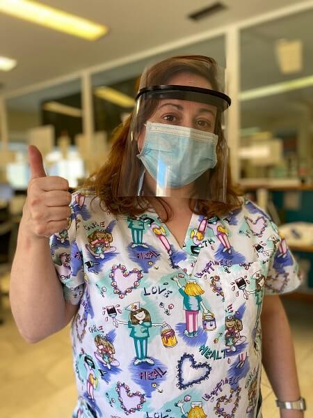 病院で働く人たち